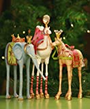 Patience Brewster Krinkles Magi Animal Figure, Set of 3