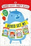 img - for Super Happy Party Bears Boxed Set #1: Gnawing Around; Knock Knock on Wood; Staying a Hive; Going Nuts book / textbook / text book