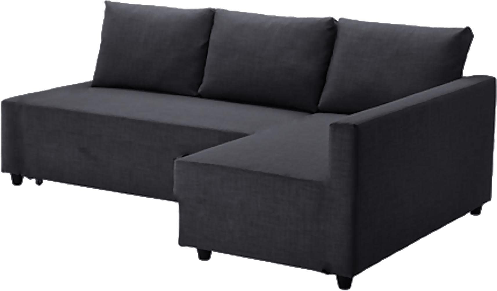 The Dark Gray Friheten Thick Cotton Sofa Cover Replacement is Custom Made for Ikea Friheten Sofa  sc 1 st  Amazon.com : sofa cover sectional - Sectionals, Sofas & Couches