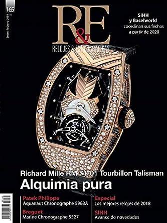 R&E-Relojes&Estilográficas Kindle Edition