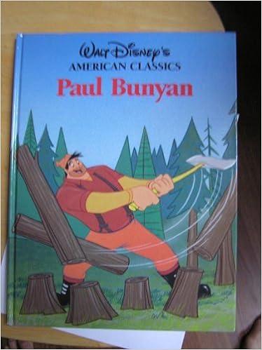 Paul Bunyan (Walt Disney's American Classics): Unknown ...