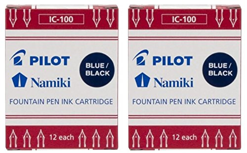 Pilot Namiki Fountain Cartridge Cartridges