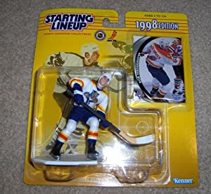 1998 Rob Niedermayer NHL Starting Lineup