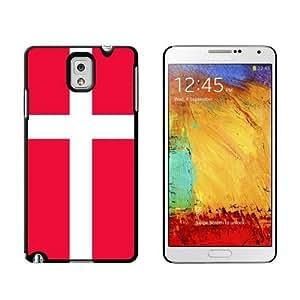 Bandera de Dinamarca para Samsung Galaxy Note III 3 walletase iphone phonease para iphone