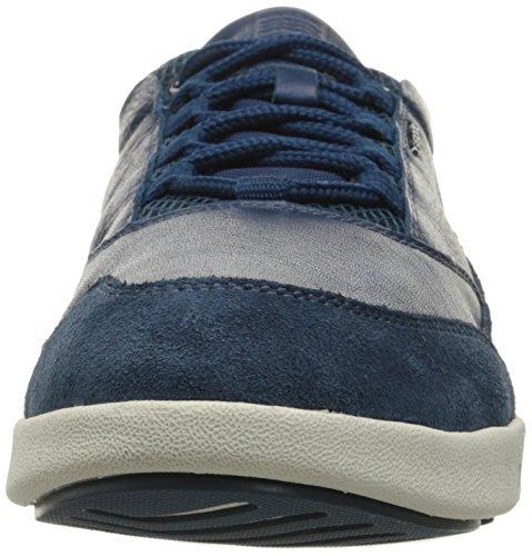 Geox U Ailand a, Zapatillas para Hombre Blau (OCEANC4006)