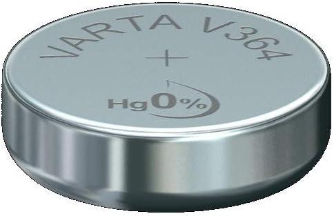 VARTA pile bouton VXX 1,5 V v361 v371 v364 v344 v341 v321