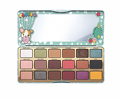 Too Faced Clover A Girl's Best Friend Eye Shadow Palette