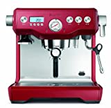 Breville BES920CBXL Dual Boiler Espresso Machine, Cranberry Red review