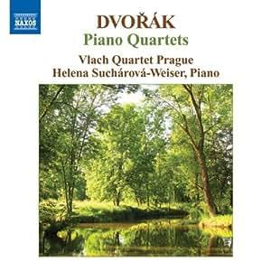 Piano Quartets Opp.23 and 87