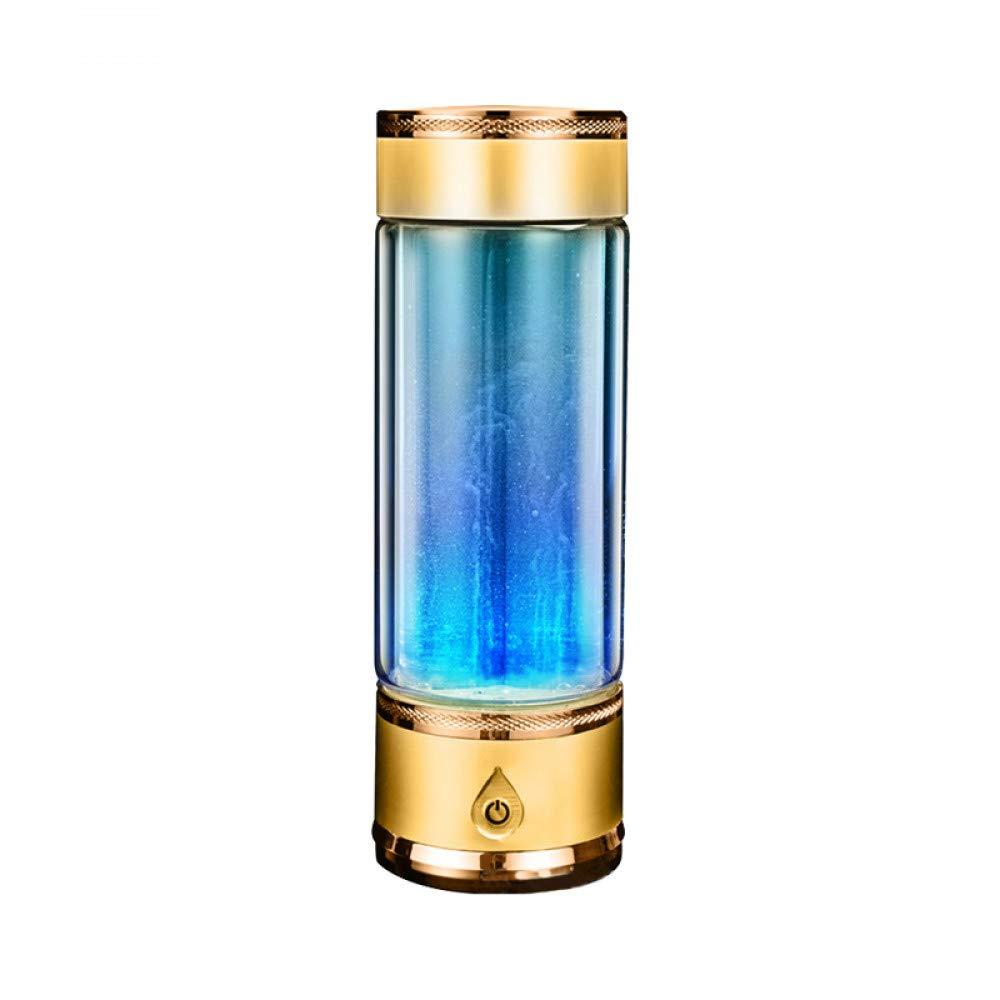 UTNF Hohe Konzentration Wasserstoff-Reiche Wasserflasche Qualität Alkalische Wasser Ionisator Wasserstoff Wasser Generator Gesundheit Glas Tasse