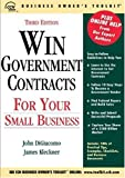 img - for Win Government Contracts for Your Small Business (Business Owner's Toolkit series) by John DiGiacomo (2005-05-01) book / textbook / text book