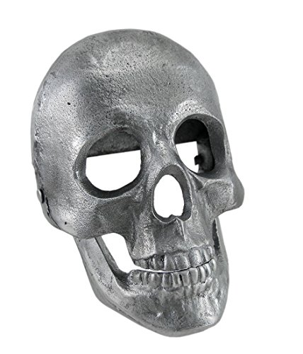 Skull Jaw - GSM Large Wall Decor Skull with Hinged Jaw
