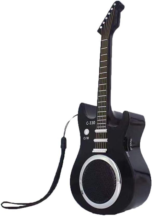 GSPURS Altavoz Bluetooth inalámbrico portátil para Guitarra ...