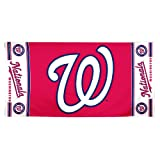 MLB Washington Nationals 30 by 60 Fiber Reactive Beach Towel
