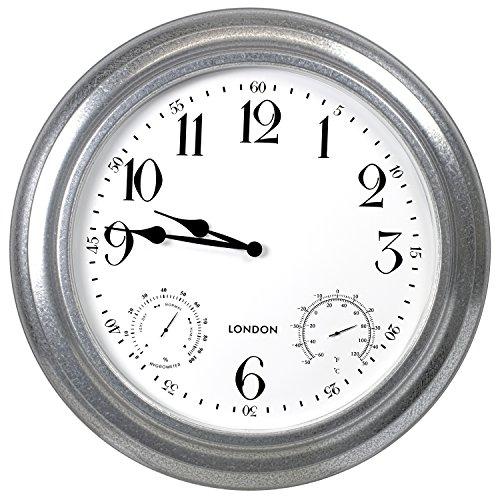 Poolmaster 52611 2434; London Wall Clock