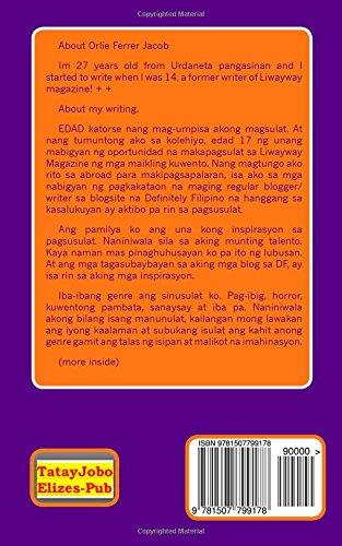 Just Saying (Tagalog Edition): Orlie Ferrer Jacob, Tatay