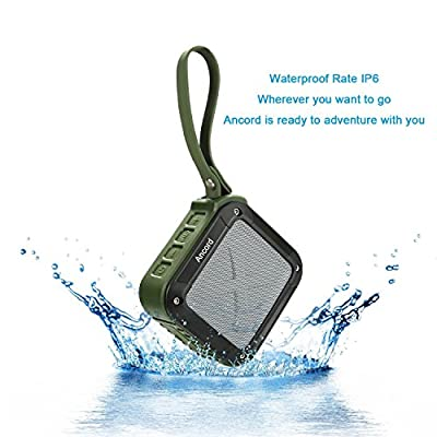 Ancord Outdoor Bluetooth Speaker S7