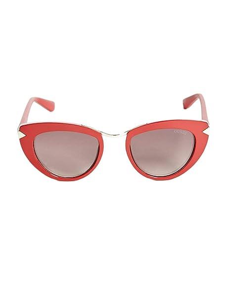 Guess Occhiali da sole Donna Rosso (GU7498)