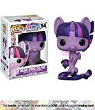mlp vinyl figure luna - Twilight Sparkle Sea Pony: Funko POP! x My Little Pony - The Movie Vinyl Figure+ 1 Official My Little Pony Trading Card Bundle (21643)