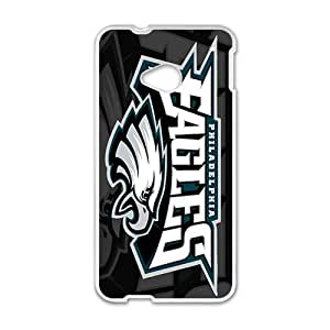 Philadelphia Eagles Phone Case for HTC M7
