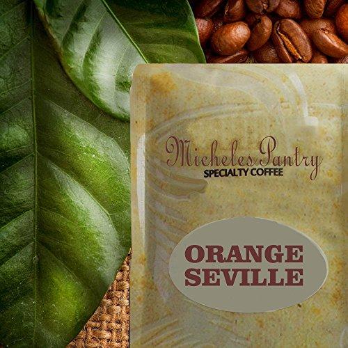 Orange Seville Flavored Coffee 2 10 oz. Bags Ground Drip - Orange Flavored Coffee