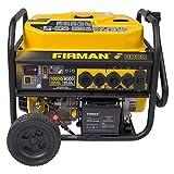 8000 Watt PO8003 Portable Gas Generator