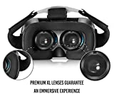 VR Headset for iPhone and Android Phones, Virtual