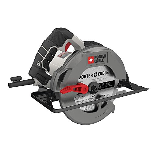 5500 Sight - PORTER-CABLE PCE300 15 Amp Heavy Duty Steel Shoe Circular Saw