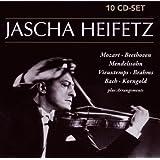 Jascha Heifetz-Mozart,Beethoven U.a.