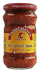 Tutto Calabria Hot Spread Sauce, 10.2 oz