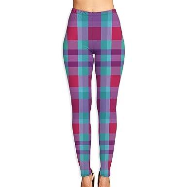 Amazon.com: Leggings para mujer, suave, ligero, para ...