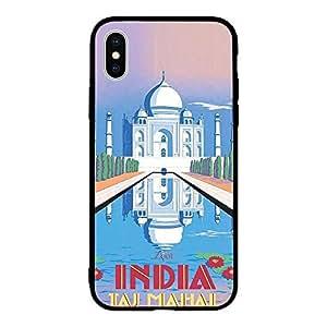 iPhone XS India Taj Mahal
