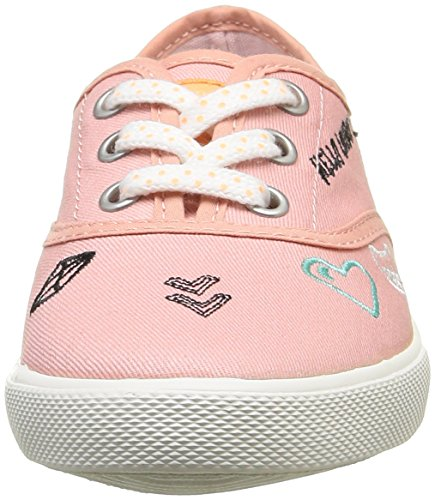Pepe Jeans Mädchen Soho Draw Sneaker Pink (Island/330)