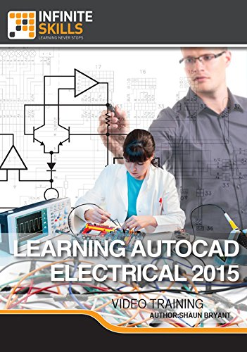 Learning Autodesk AutoCAD Electrical 2015 [Online Code]
