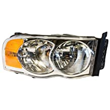Genuine Mazda BBM4-51-0K0K Headlamp Unit
