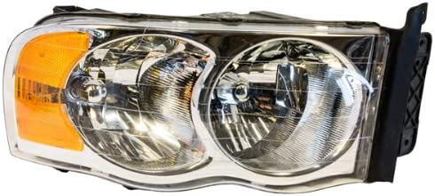 Genuine Hyundai Parts 92102-22250 Passenger Side Headlight Assembly Composite