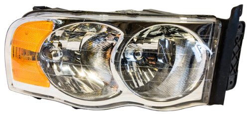 Genuine Nissan Parts 26060-3Z825 Driver Side Headlamp Assembly