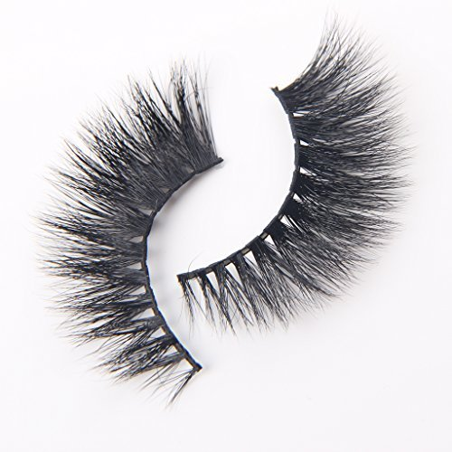 d0f376533a7 Arimika Handmade Thick Wispy 3D Mink False Eyelashes For Makeup 1 Pair Pack  Style D11 - Buy Online in Oman. | Misc. Products in Oman - See Prices, ...