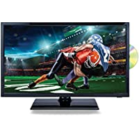 Naxa NTD2256 22 Class LED TV/DVD/Media Player/Car Package