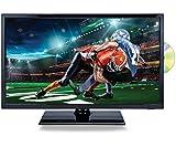 "Best Naxa Electronics Televisions - Naxa NTD2256 22"" Class LED TV/DVD/Media Player/Car Package Review"