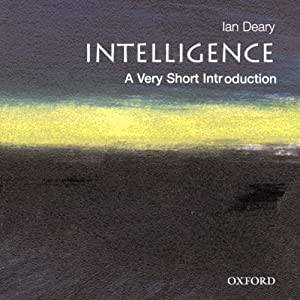 Intelligence: A Very Short Introduction Audiobook