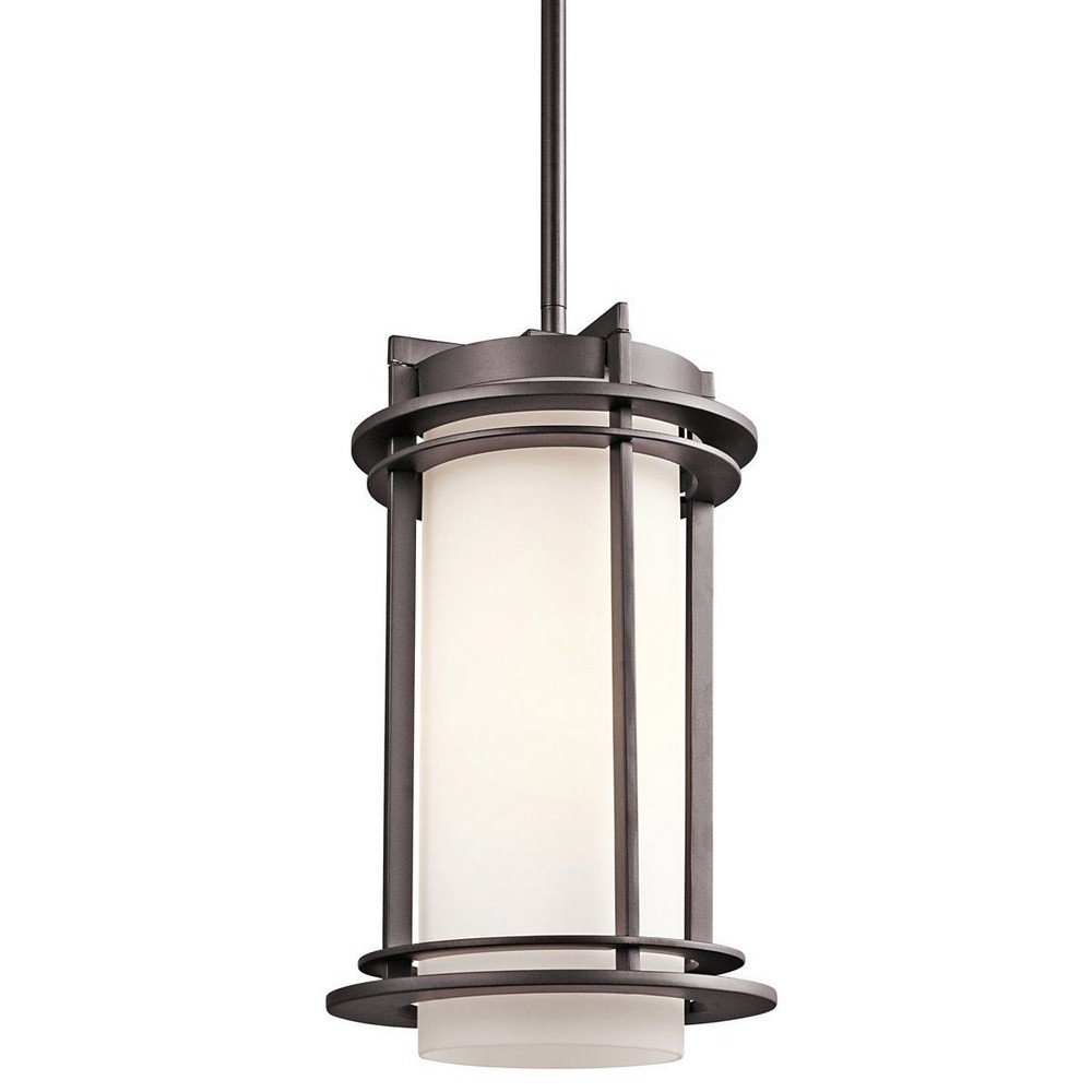 Kichler 49348AZ One Light Outdoor Pendant by Kichler Lighting