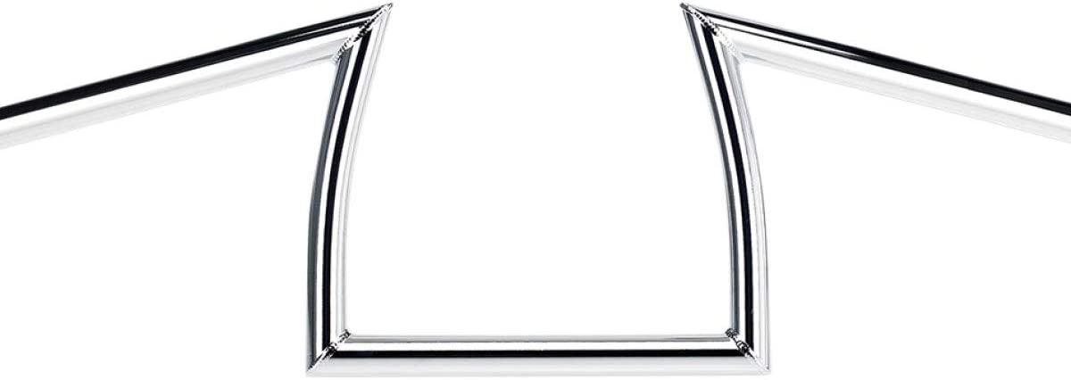 Biltwell HB-KSN-01-BK Black 1 Keystone Handlebar