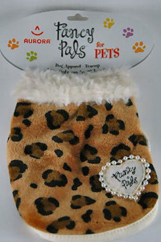 Aurora - Fancy Pals - Teacup Dog Coat Vest Jacket (Aurora Vest)