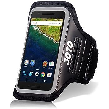 newest collection 8af22 d639d Nexus 6P Armband, JOTO Sport Armband Case for Huawei Nexus 6P 5.7