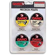 Gamo Air Gun Pellets Combo Pack 1000 Assorted .177 Cal. by Gamo