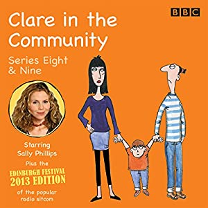 Clare in the Community Radio/TV