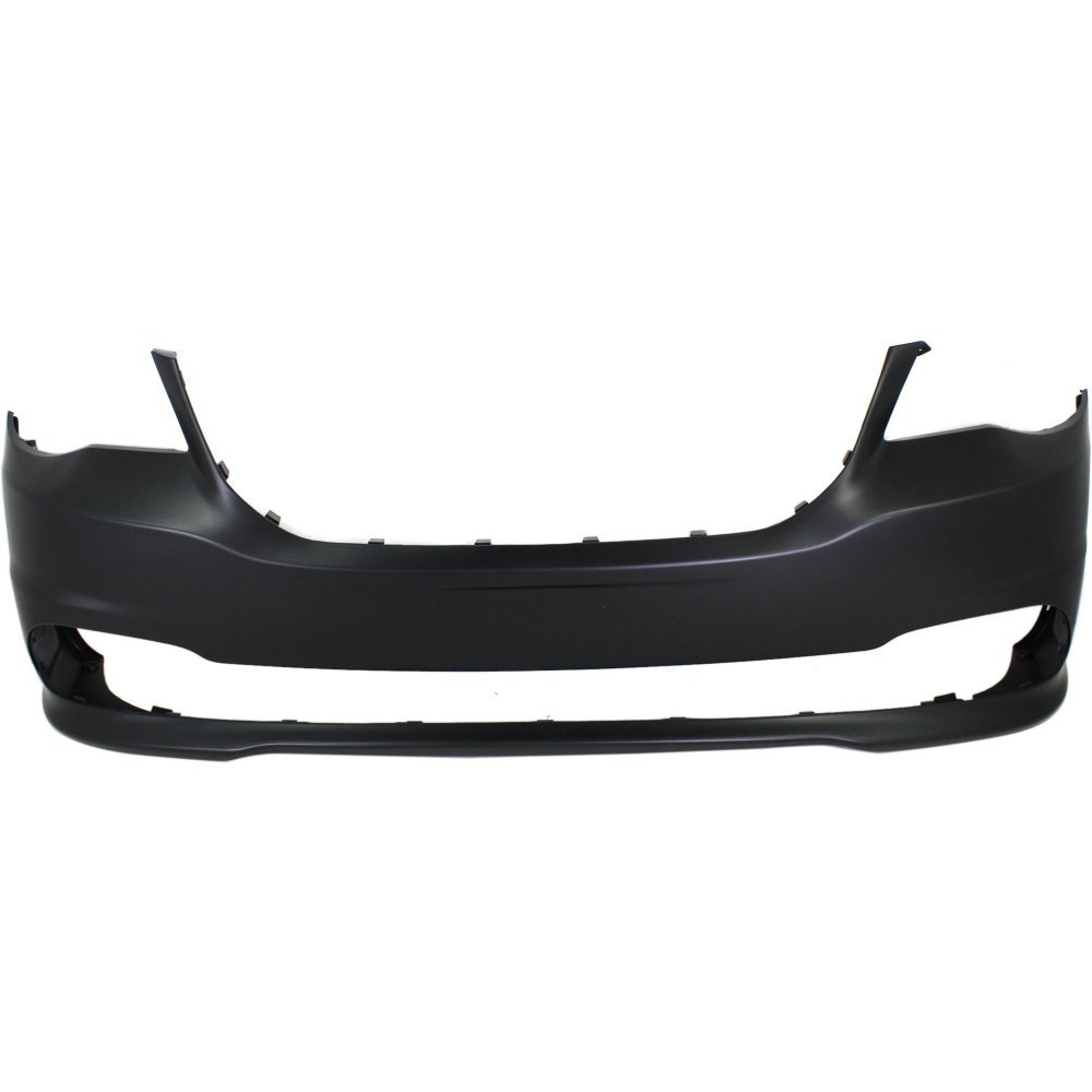 New Evan-Fischer EVA17805282013997 Front BUMPER COVER Primed Direct Fit OE REPLACEMENT for 2011-2015 Dodge Grand Caravan *Replaces Partslink CH1000A02