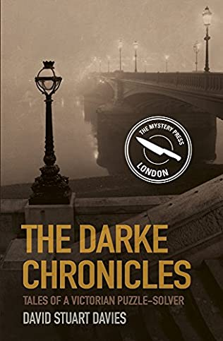 book cover of The Darke Chronicles