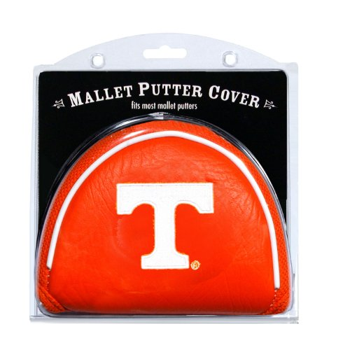 NCAA Tennessee Volunteers Golf Mallet Putter Cover Tennessee Mascot Golf